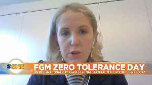 United Nations mark International Day to end Female Genital Mutilation [Video]