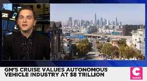 GM's Cruise: Autonomous Vehicle Potentially $8 Trillion Industry [Video]