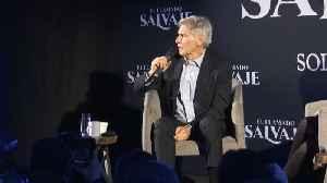 Harrison Ford Talks 'Lack Of Moral Leadership' In U.S. [Video]