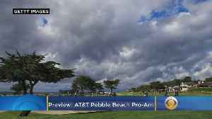 AT&T Pebble Beach Pro-Am Preview [Video]