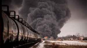 Guernsey, Saskatchewan Evacuated After Train Derailment [Video]