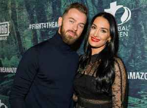 News video: Nikki Bella was ready to 'freak and run' before pregnancy
