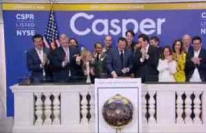 Online mattress seller Casper surges after sleepy IPO [Video]