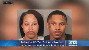 Police Identify 2 Suspects Arrested In Connection With Fatal Roseville Shooting [Video]