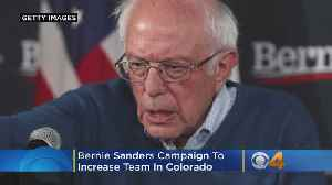 Bernie Sanders Campaign To Increase Team In Colorado, Julian Castro To Stump For Elizabeth Warren In Denver [Video]