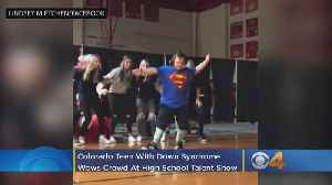Colorado Teen With Down Syndrome Wows Crowd At High School Talent Show [Video]