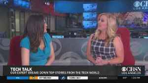 News video: Tech Talk: Driverless Cars, Kendall Jenner TikTok Impostor, Sharing Ring Video With Police