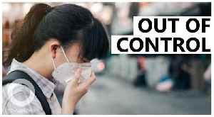 News video: China's coronavirus containment strategy is not working