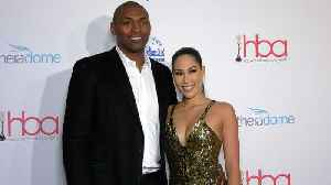 "Metta World Peace, Maya Ford ""2020 Hollywood Beauty Awards"" Fashion Arrivals [Video]"