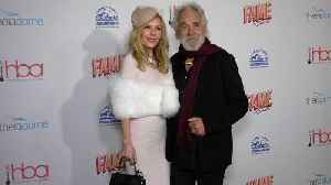 "Shelby Chong, Tommy Chong ""2020 Hollywood Beauty Awards"" Fashion Arrivals [Video]"