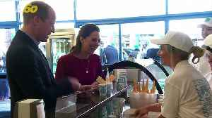 Prince William and Kate Closer Because of Their Schedule [Video]