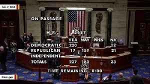 House Passes Puerto Rico Emergency Aid Bill [Video]