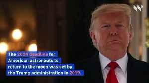 Moon Landing Will Happen in 2024, NASA Says [Video]