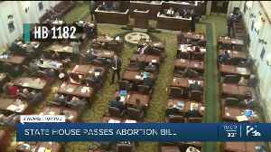 OK State House Passes Abortion Bill [Video]