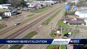 City leaders clash over Highway 80 revitalization [Video]
