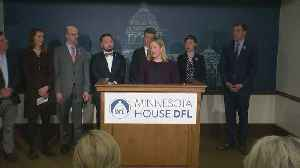Minnesota House Dems Lay Out Session Priorities, Focusing On Child Care, Education [Video]