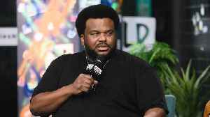 When Craig Robinson Was 'Timmy Failure's' Age, His Mom Taught Him In School [Video]