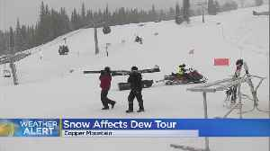 Winter Storm Expected To Drop Feet Of Snow In Mountains [Video]