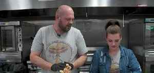 Pain in Neck Forced Oklahoma Man Out of Work, But Wife's Tamales Were Recipe to Success [Video]