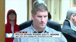 West Seneca police officer admits sexual misconduct, resigns [Video]