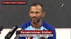 Ind vs NZ Fielding Coach Sridhar praises Virat Kohli [Video]