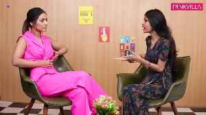 Hina Khan on being terrified by a stalker, TikTok Stars, her Bollywood debut _ Hacked [Video]
