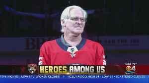Heroes Among US: U.S. Navy Vet Chris Blakeslee [Video]