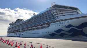 Cruise Ship Quarantined Due to Coronavirus Outbreak [Video]