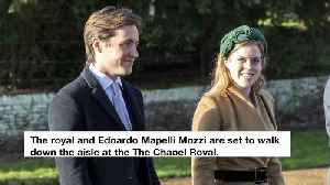 Princess Beatrice to tie the knot at St James's Palace in May [Video]