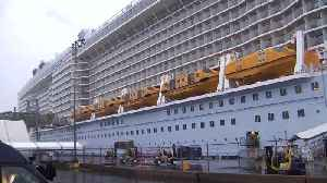 WEB EXTRA: Royal Caribbean Testing Passengers For Corona Virus [Video]