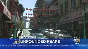 Chinatown Businesses See Slowdown Amid Coronavirus Fears [Video]