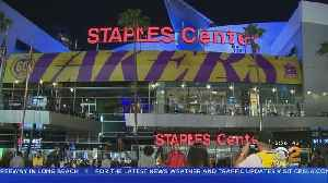 Kobe Bryant Memorial Scheduled To Happen At Staples Center [Video]