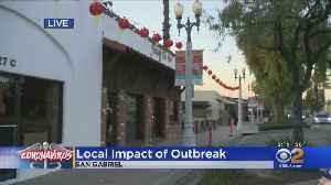 Coronavirus Could Hit SoCal Tourism Hard [Video]