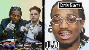 Glasses Experts Break Down Celebrity Sunglasses (Migos, Young Thug) Part 3 [Video]