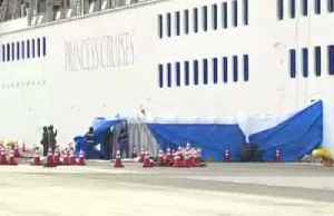 News video: Steep rise in number of coronavirus cases on cruise ship off Japan