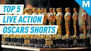 News video: We ranked all the Oscar-nominated live action short films