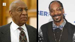 Bill Cosby Thanks Snoop Dogg For Defending Him [Video]