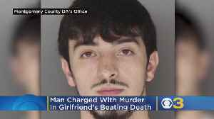 Montgomery County Man Charged With First-Degree Murder In Girlfriend's Beating Death [Video]