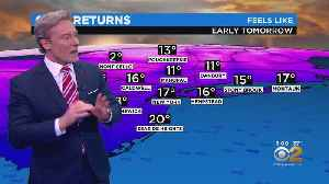 New York Weather: High-Wind Warnings Throughout The Tri-State Area [Video]