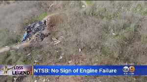 No Sign Of Engine Failure In Kobe Bryant Chopper Crash, NTSB Report Finds [Video]