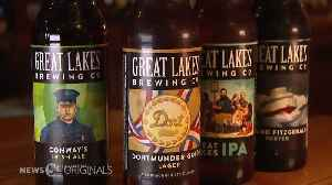 Buckeye Built: Great Lakes Brewing Company brews up changes for 2020 in crowded craft beer market [Video]