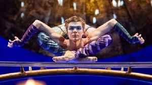Cirque du Soleil: I've been doing 'extreme bending' since I was four [Video]