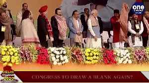 Delhi polls: Exit polls predict AAP sarkar, voter turnout dips   OneIndia News [Video]