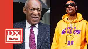 Bill Cosby Thanks Snoop Dogg For Condemning Oprah Winfrey & Gayle King On His Behalf [Video]