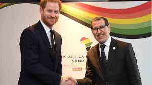 News video: Prince Harry At JP Morgan Event In Miami