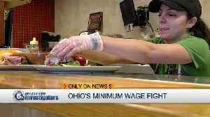 Report: Increasing Ohio's minimum wage to $13 would help working poor [Video]