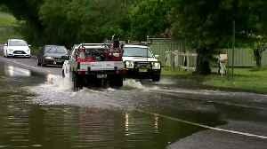 Rain and flooding continue in bushfire-ravaged Australia [Video]