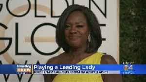 TRENDING: From Leading Lady To First Lady [Video]
