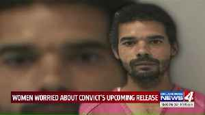 Oklahoma Women Worried About Convict`s Upcoming Release [Video]