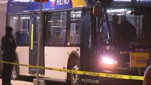 Police: Suspect Charged In Double Shooting On Downtown Minneapolis Bus Leaving 1 Dead And 1 Critical [Video]